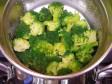 pasta broccoletti e speck croccante