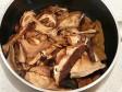 ammollare i funghi secchi