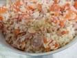 insalata di riso in rosa