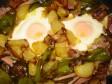 "verdure con uova alla ""spagnola"""