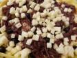 torta cavolfiore olive e cipolle