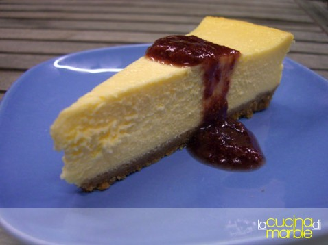 cheese cake di Tom