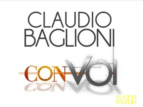 con voi - Claudio Baglioni - testo ecc