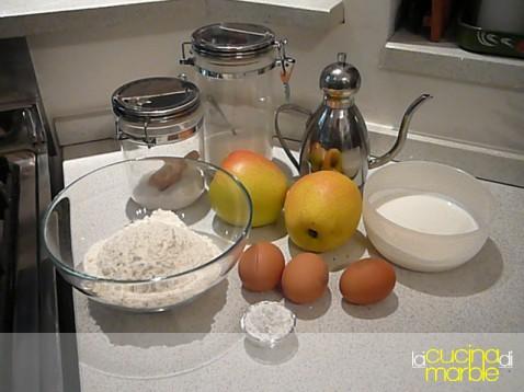 Affronti il pacco per porridge della pelle secco
