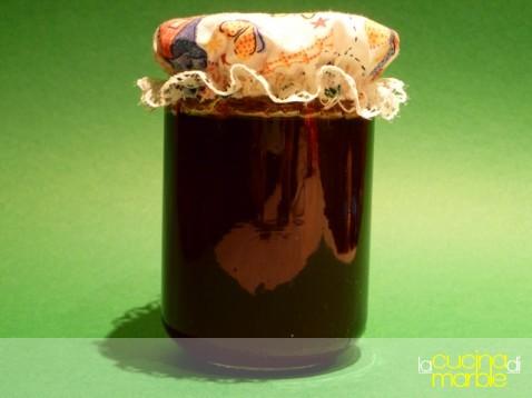 gelatina di vino