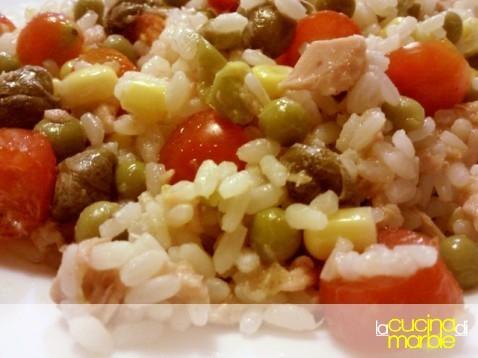 insalata di riso last minute