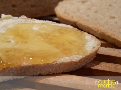 pane burro e miele