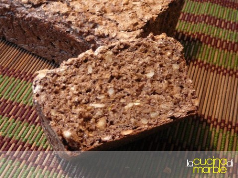 swedish rye bread - pane di segale