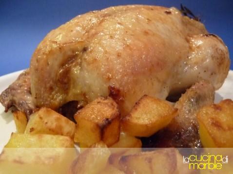 pollo nel sacchetto