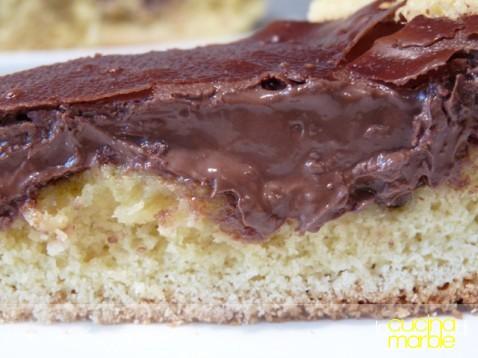 torta mare di nutella