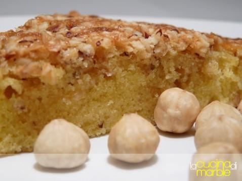 torta con le nocciole di Lilian